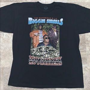 Biggie smalls mo money mo Problems shirt